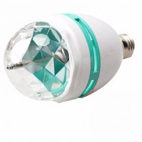 Luz led Full color rotatoria