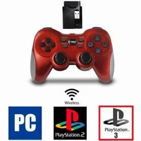 Joystick Inalambrico para PC + PS2 + PS3 Bateria de Litio NEO