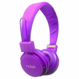 Auricular Noga NG-55 Fit Color Violeta (N15pr)