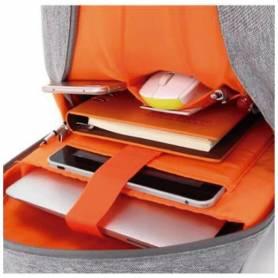 "Mochila backpack notebook hasta 15.6"" ZOM ZB-150G"