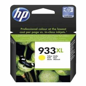Cartucho  HP 932 xl original de tinta amarillo