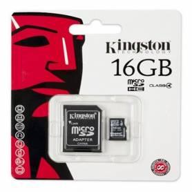 Tarjeta Micro SD 16GB  Kingston