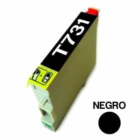 Cartucho para Epson 731 negro alternativo