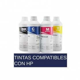 Tinta magenta para HP 100 ml