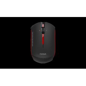 Mouse Noganet NGM-424 Rojo USB