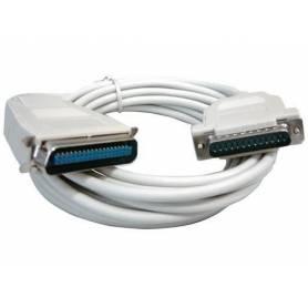 Cable paralelo p/ impresora 10 mts