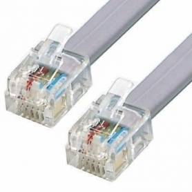 Cable telefonico 2 MTS