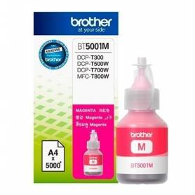 Tinta original BROTHER BT5001M Magenta