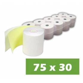 Papel Quimico 75x30 Pack 10 unidades