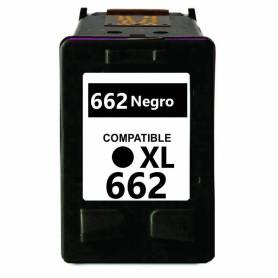 HP 662 XL  Negro Alternativo