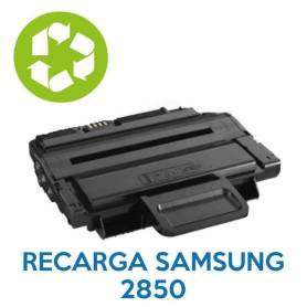 Recarga de toner SAMSUNG 2850 ML-2850