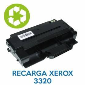 Recarga de toner XEROX 3320 106R02306