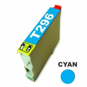 Cartucho para Epson T296 Cyan ALTERNATIVO