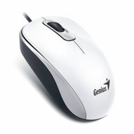 Mouse Optico Genius DX-110 USB WHITE