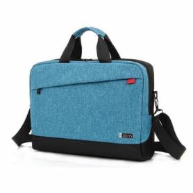 "Valija / Maletin notebook hasta 15.6"" ZM-120B Blue Jean/Black"