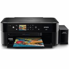 Impresora Epson Multifuncion L850 Sistema Continuo CD DVD