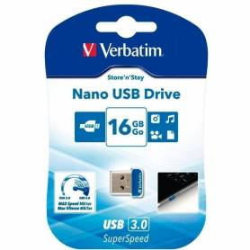 Pendrive Nano 16Gb USB 3.0 Verbatim 98709