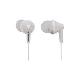 Auriculares PANASONIC In Ear RP-HJE125PPW Blanco Tablet Ipod Mp3 S4 S3 Mini