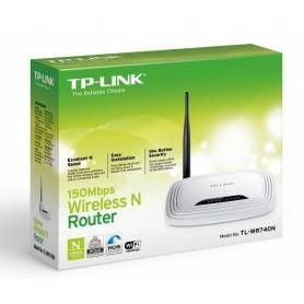 Router Cable / DSL  TL-R860 de 8 puertos