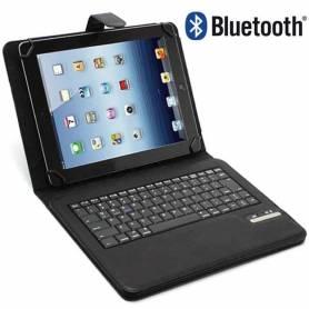 """Funda con teclado inalambrico para tablet 7""""NOGA NKB-07BT"""