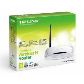 Router Inalámbrico N TL-WR740N a150Mbps