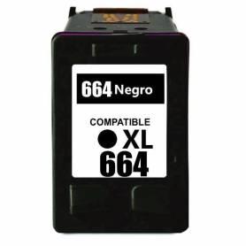 HP 664 XL  Negro Alternativo