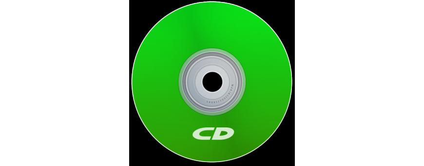 CDs Virgen