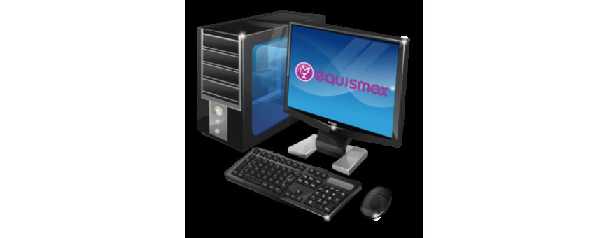 Computadoras Equismax con la mejor línea de monitores