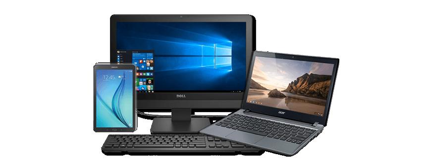 Gran variedad en computadoras equismax, tablets, notebook y consolas