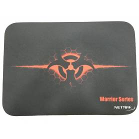 Mouse Pad Gamer  Netmak NM-RISK Azul