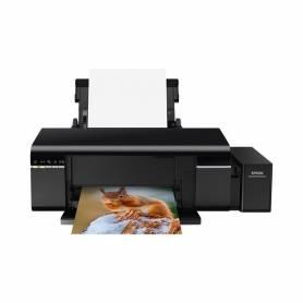 Multifunción Fotografica Epson L805  6 Tintas Sistema continuo CD y DVD