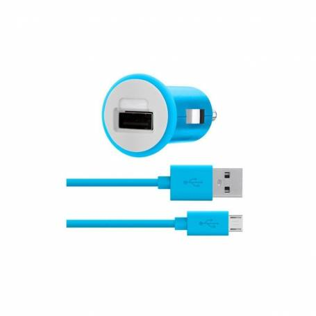 Adaptador de 12V MIXIT a USB mas cable micro usb