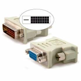 Adaptador de DVI-M a VGA H 24+1