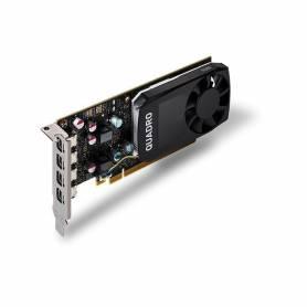 Placa de Video Quadro P600 2GB GDDR5 PNY
