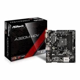 Motherboard Asrock A320M-HDV  DDR4
