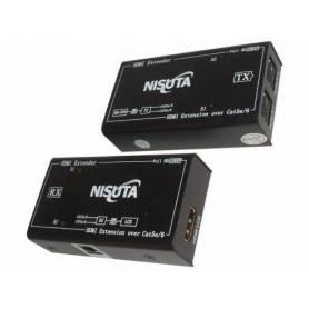 Extensor de HDMI por cable UTP hasta 50 mts