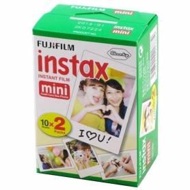 Cartucho de Papel Fujifilm Instax mini 10 Fotos