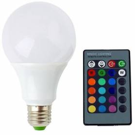 Luz led Full color rotatoria