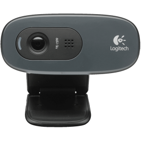 Web Cam Logitech C270 con Microfono Incorporado