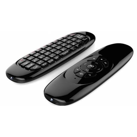 Noga Air Mouse Inalambrico para Smart TV, PC, Noga TV, Tablet y otros