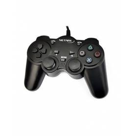 Joystick Inalambrico PS2/PS3/PC Bluetooth NETMAK