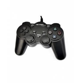 Joystick Inalambrico PS2/PS3/PC Bluetooth NETMAK