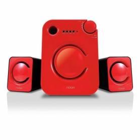 Sistema de parlantes multimedia 2.1 Noga NET-210 30W