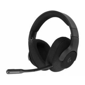 Auriculares Gamer Logitech G433 con cable y sonido 7.1, Gris