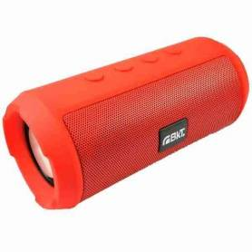 Parlante Bluetooth BkT PBB331 6W Rojo