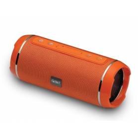 Parlante Bluetooth BkT PBB401 10W Resistente al Agua, NARANJA