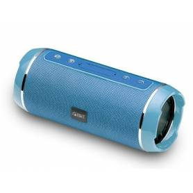 Parlante Bluetooth BkT PBB401 10W Resistente al Agua, Rojo