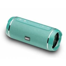Parlante Bluetooth BkT PBB401 10W Resistente al Agua, VERDE