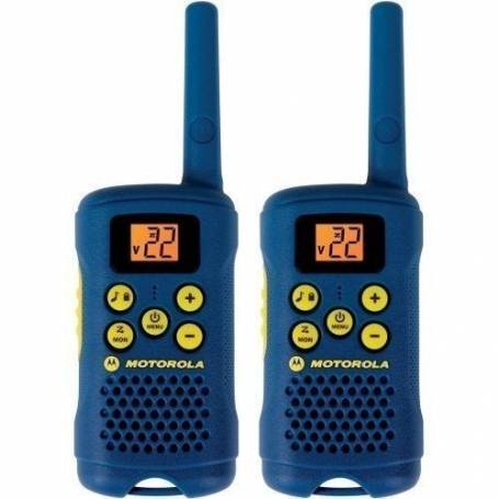 Par Handies Motorola Intercomunicador 25km MG160A