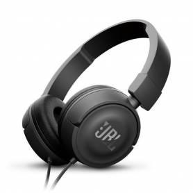 Auriculares JBL T450 HARMAN  Pure Bass Negro